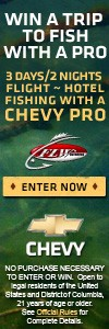 Chevy FLW Win a Trip to Fish with a Pro at the 2009 FLW Cub